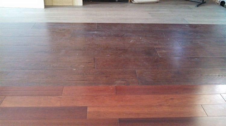 houten vloer lakken